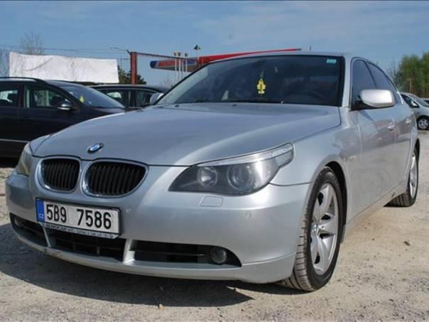 BMW Řada 5 3,0   530D , Automat , navi, foto 1 Auto – moto , Automobily | spěcháto.cz - bazar, inzerce zdarma