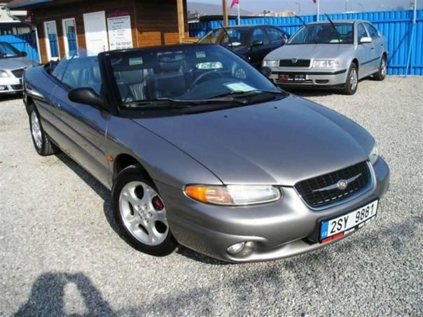 Chrysler Stratus 2,5i V6 TIPTRONIK KLIMA, foto 1 Auto – moto , Automobily | spěcháto.cz - bazar, inzerce zdarma