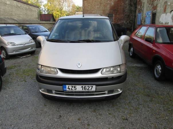 Renault Espace 2,2 DT, foto 1 Auto – moto , Automobily | spěcháto.cz - bazar, inzerce zdarma