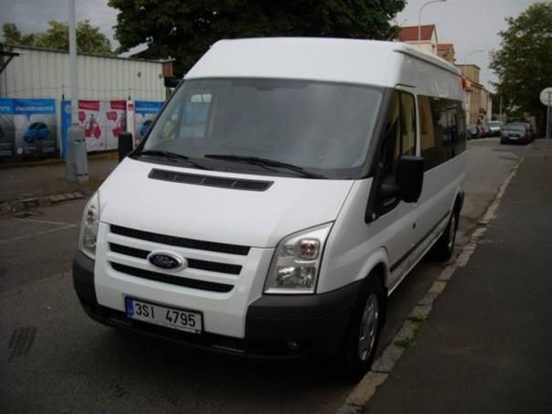 Ford Transit 350L,LONG 2.2 TDCi, 9.Míst,Bus, foto 1 Užitkové a nákladní vozy, Autobusy | spěcháto.cz - bazar, inzerce zdarma