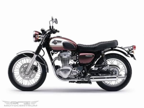 Kawasaki  W800 2015, foto 1 Auto – moto , Motocykly a čtyřkolky | spěcháto.cz - bazar, inzerce zdarma