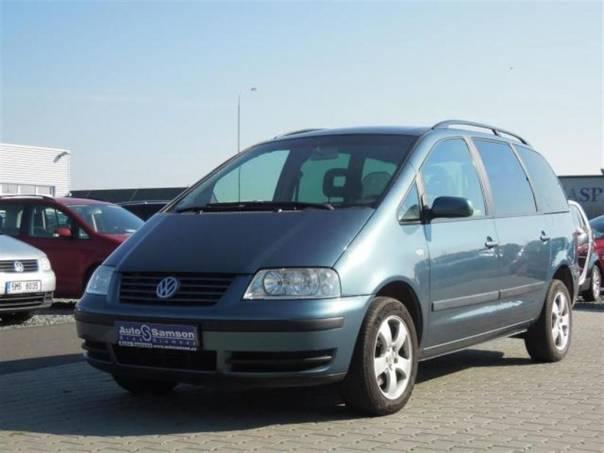 Volkswagen Sharan 1.9 TDi *AUTOKLIMA*FAMILY, foto 1 Auto – moto , Automobily | spěcháto.cz - bazar, inzerce zdarma