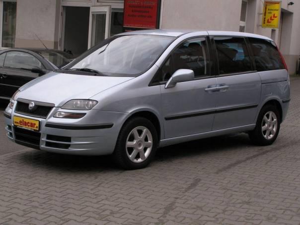 Fiat Ulysse 2.2 JTD 7míst,Digiklima,NAVI, foto 1 Auto – moto , Automobily | spěcháto.cz - bazar, inzerce zdarma