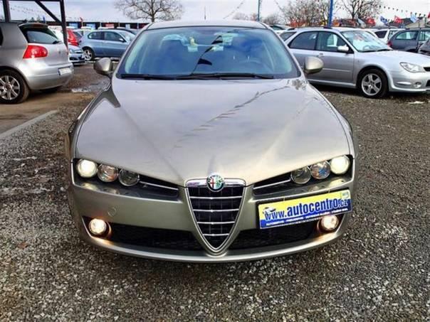 Alfa Romeo 159 1.9JTDm 16V - 150ps, foto 1 Auto – moto , Automobily | spěcháto.cz - bazar, inzerce zdarma