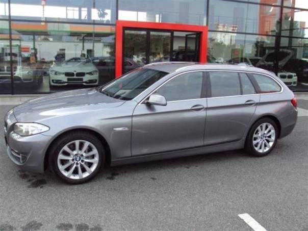 BMW Řada 5 525d xDrive Touring MODEL 2013, foto 1 Auto – moto , Automobily | spěcháto.cz - bazar, inzerce zdarma