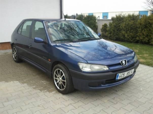Peugeot 306 1.8i, foto 1 Auto – moto , Automobily | spěcháto.cz - bazar, inzerce zdarma