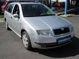 Škoda Fabia 1.4i Combi , Auto – moto , Automobily  | spěcháto.cz - bazar, inzerce zdarma