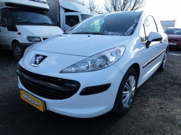 Peugeot  207 van 1,4i, foto 1 Užitkové a nákladní vozy, Do 7,5 t | spěcháto.cz - bazar, inzerce zdarma