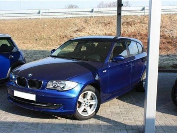 BMW Řada 1 118d FACELIFT koupeno CZ 105kW, foto 1 Auto – moto , Automobily | spěcháto.cz - bazar, inzerce zdarma