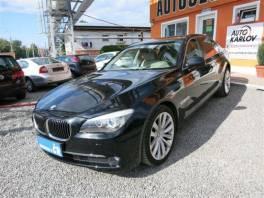 BMW Řada 7 740D xDrive ČR