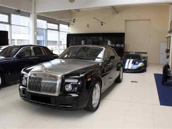 Rolls-Royce Phantom 6,8 - NOVÝ VŮZ, foto 1 Auto – moto , Automobily   spěcháto.cz - bazar, inzerce zdarma