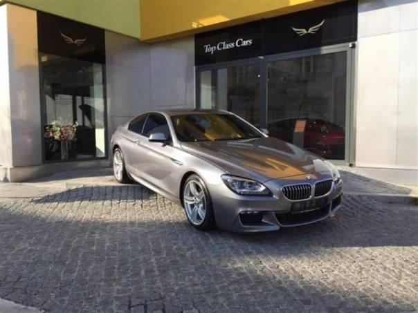 BMW Řada 6 640xd M-Paket LED CZ TOP , foto 1 Auto – moto , Automobily | spěcháto.cz - bazar, inzerce zdarma