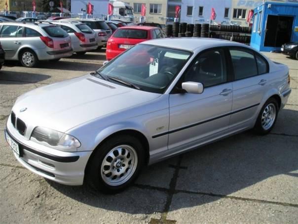 BMW Řada 3 316i KLIMATRONIK, foto 1 Auto – moto , Automobily | spěcháto.cz - bazar, inzerce zdarma