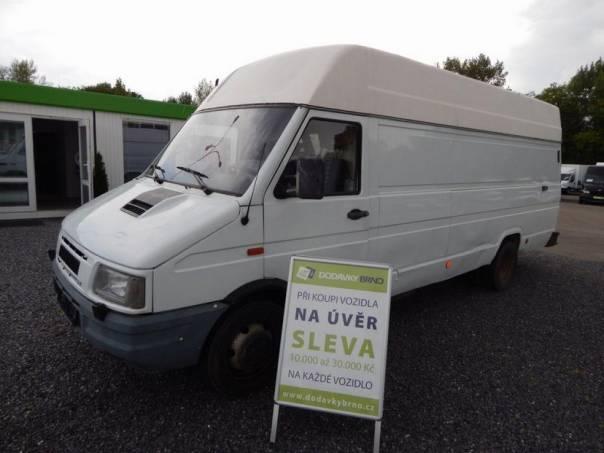 Iveco Turbo Daily 45E10 MAXI DO 3.5 t, foto 1 Užitkové a nákladní vozy, Do 7,5 t | spěcháto.cz - bazar, inzerce zdarma