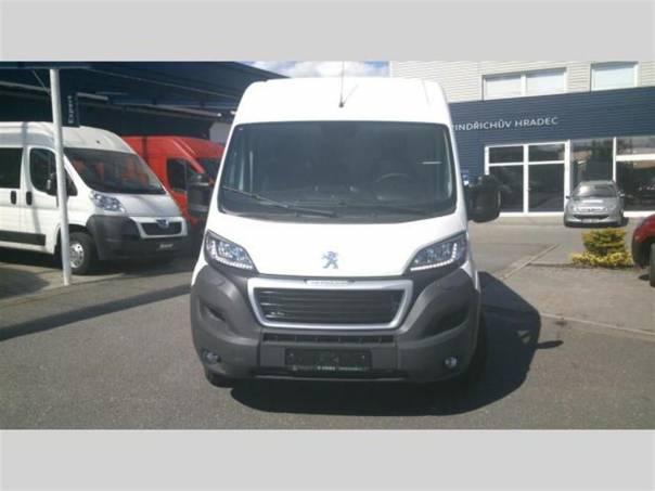 Peugeot Boxer FT ACCESS 3500 L3H2 150k, foto 1 Užitkové a nákladní vozy, Do 7,5 t | spěcháto.cz - bazar, inzerce zdarma