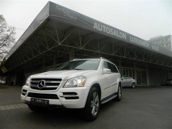 Mercedes-Benz Třída GL 450i 7-MÍST, foto 1 Auto – moto , Automobily | spěcháto.cz - bazar, inzerce zdarma