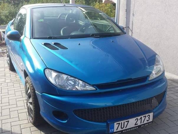 Peugeot 206 CC , foto 1 Auto – moto , Automobily | spěcháto.cz - bazar, inzerce zdarma