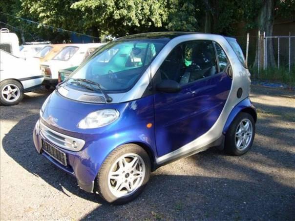 Smart Fortwo 0.8 TIPTRONIC 0.800, foto 1 Auto – moto , Automobily | spěcháto.cz - bazar, inzerce zdarma