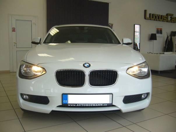 BMW Řada 1 1, 116 D automat, foto 1 Auto – moto , Automobily | spěcháto.cz - bazar, inzerce zdarma