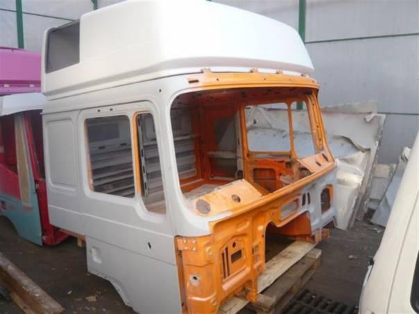 MAN  F2000 Comandeer ,kabina, foto 1 Náhradní díly a příslušenství, Užitkové a nákladní vozy | spěcháto.cz - bazar, inzerce zdarma