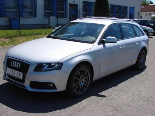 Audi A4 2,0TDi Clima,ESP,Tažné,SERVIS, foto 1 Auto – moto , Automobily   spěcháto.cz - bazar, inzerce zdarma