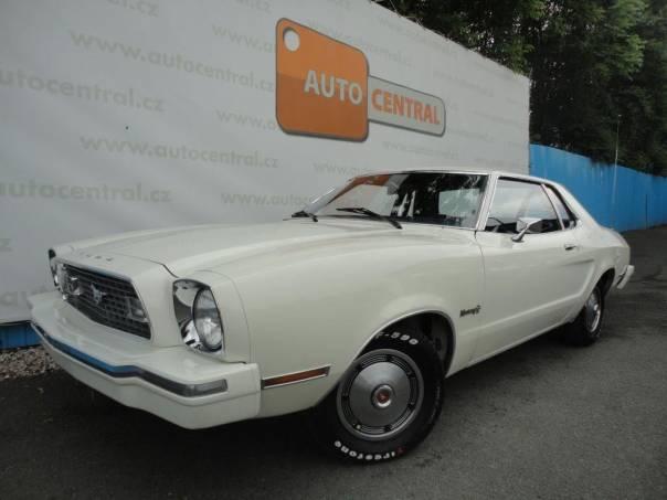 Ford Mustang II 2.8 V6 TOP stav, foto 1 Auto – moto , Automobily | spěcháto.cz - bazar, inzerce zdarma