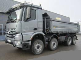 Mercedes-Benz  Actros 4151 K 8x4  sklápěč EURO 6 , Užitkové a nákladní vozy, Nad 7,5 t  | spěcháto.cz - bazar, inzerce zdarma