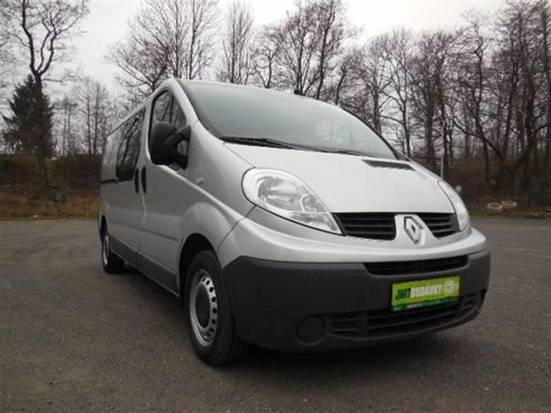 Renault Trafic 2,0 66KW 6MÍST LONG, foto 1 Užitkové a nákladní vozy, Autobusy | spěcháto.cz - bazar, inzerce zdarma