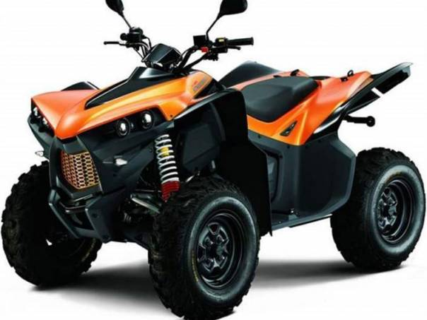 CECTEK Kingcobra , foto 1 Auto – moto , Motocykly a čtyřkolky | spěcháto.cz - bazar, inzerce zdarma