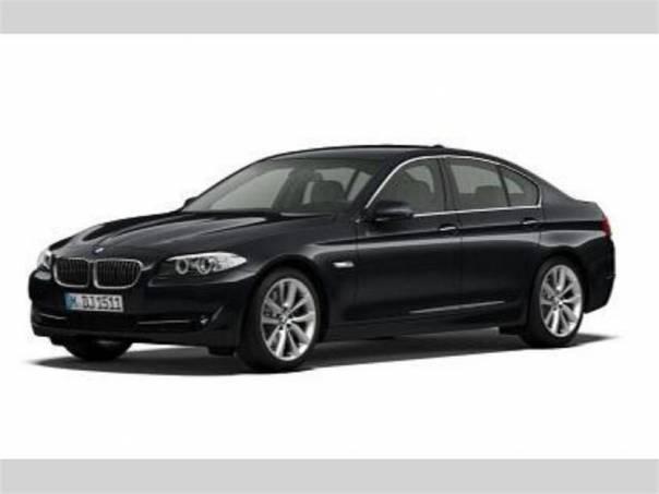 BMW Řada 5 525d xDrive, Black Sapphire, foto 1 Auto – moto , Automobily | spěcháto.cz - bazar, inzerce zdarma