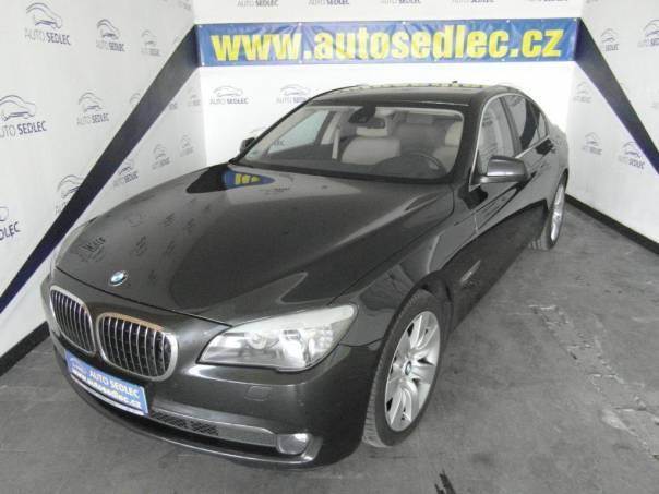 BMW Řada 7 730d max.výbava,servisní  kniha,1.m, foto 1 Auto – moto , Automobily | spěcháto.cz - bazar, inzerce zdarma