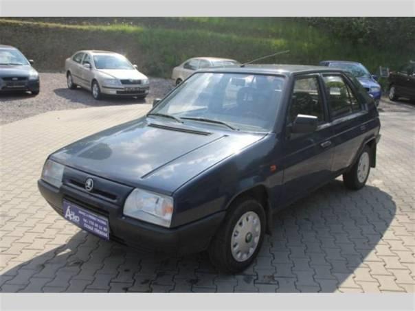 Škoda Favorit 135LXi, foto 1 Auto – moto , Automobily | spěcháto.cz - bazar, inzerce zdarma