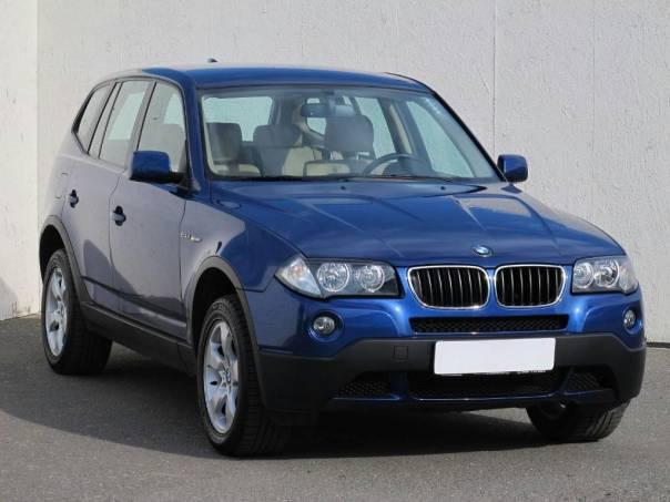 BMW X3 2.0 d, foto 1 Auto – moto , Automobily | spěcháto.cz - bazar, inzerce zdarma