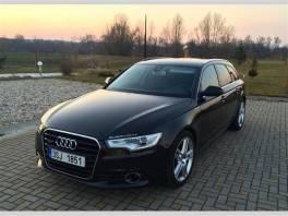 Audi A6 3.0Bi-TDi,230KW,KŮŽE,ACC,19ALU