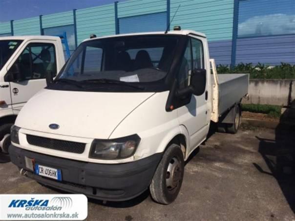 Ford Transit 2.4TDCi 2.4 TDCi Valník Maxi, foto 1 Užitkové a nákladní vozy, Do 7,5 t | spěcháto.cz - bazar, inzerce zdarma