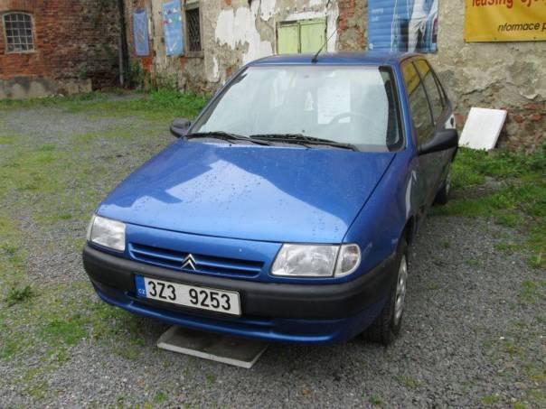 Citroën Saxo 1,1, foto 1 Auto – moto , Automobily | spěcháto.cz - bazar, inzerce zdarma