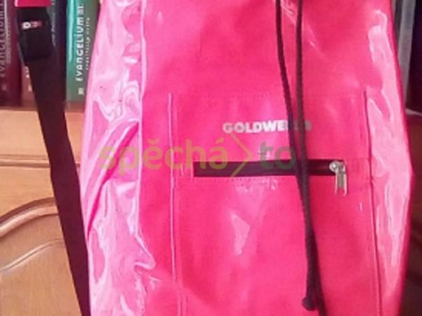 Červený batoh lakovaný, foto 1 Móda a zdraví, Kabelky, tašky, zavazadla | spěcháto.cz - bazar, inzerce zdarma