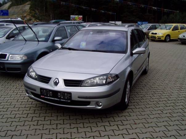 Renault Laguna 2,0 16V kombi, foto 1 Auto – moto , Automobily | spěcháto.cz - bazar, inzerce zdarma