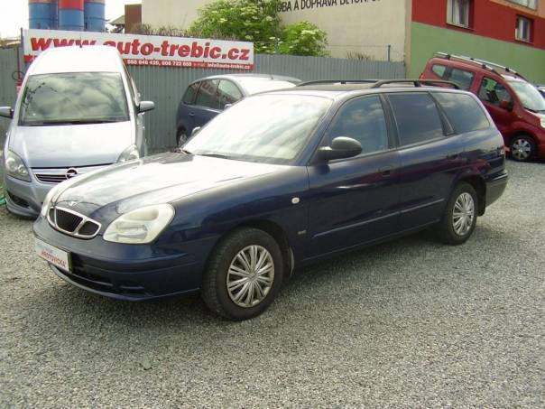 Daewoo Nubira 1.6i, foto 1 Auto – moto , Automobily | spěcháto.cz - bazar, inzerce zdarma