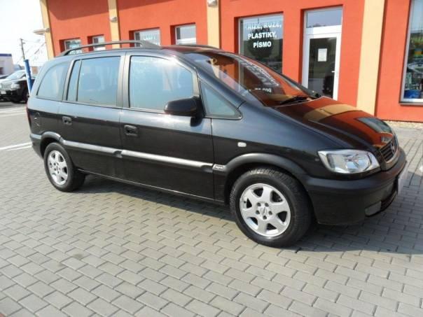 Opel Zafira 1,8i 92kW ELEGANCE, 7 MÍST, foto 1 Auto – moto , Automobily | spěcháto.cz - bazar, inzerce zdarma