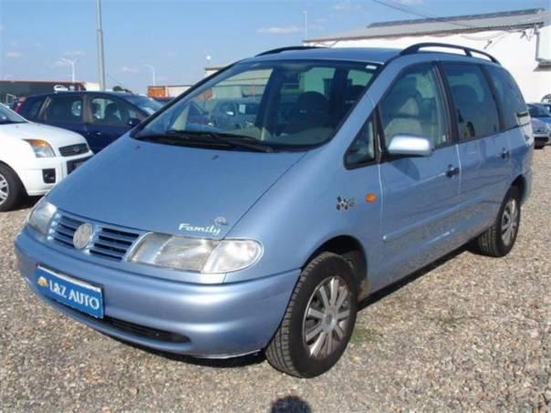 Volkswagen Sharan 1,9 TDI, foto 1 Auto – moto , Automobily   spěcháto.cz - bazar, inzerce zdarma