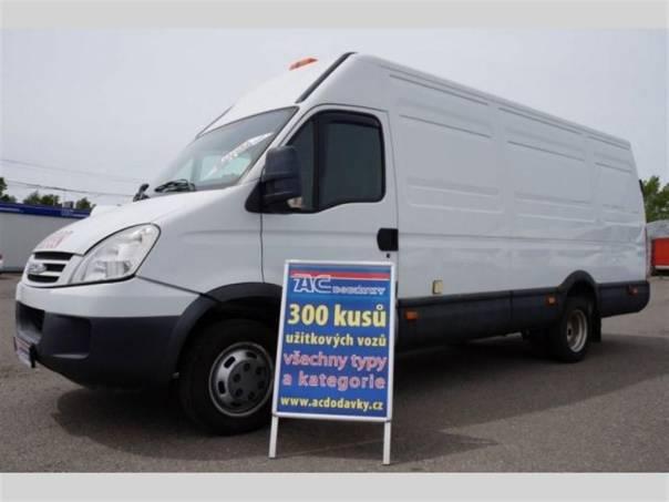 Iveco Daily 50C18 Maxi 3,5T Dílna Klima, foto 1 Užitkové a nákladní vozy, Do 7,5 t | spěcháto.cz - bazar, inzerce zdarma
