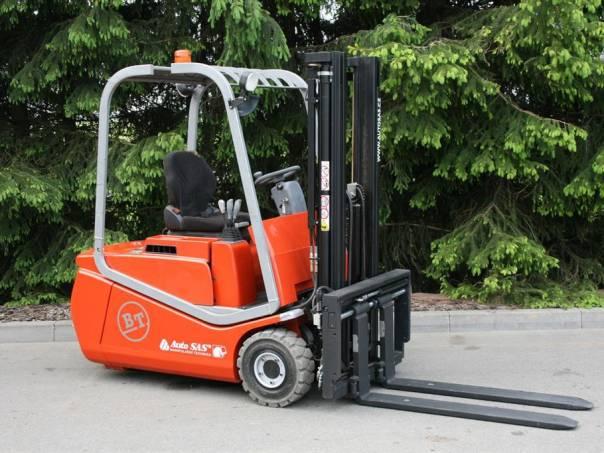 C3E 160 L (PS1309), foto 1 Pracovní a zemědělské stroje, Vysokozdvižné vozíky | spěcháto.cz - bazar, inzerce zdarma