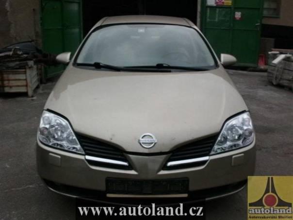 Nissan Primera 1,9, foto 1 Náhradní díly a příslušenství, Ostatní | spěcháto.cz - bazar, inzerce zdarma