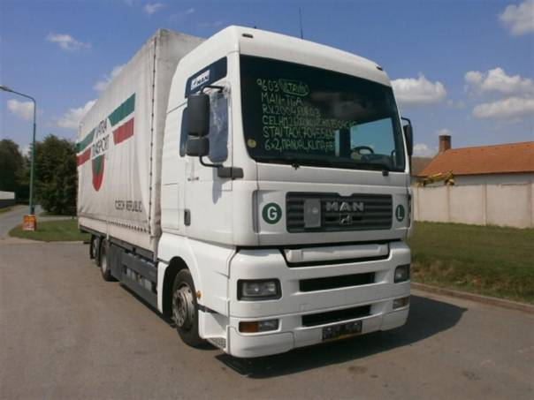 TGA 26.413 (ID 9603), foto 1 Užitkové a nákladní vozy, Nad 7,5 t | spěcháto.cz - bazar, inzerce zdarma