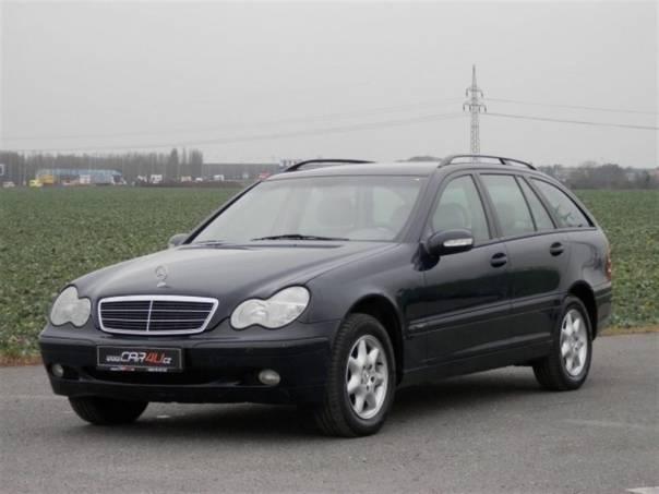 Mercedes-Benz Třída C C220 CDI 105kW * KŮŽE *, foto 1 Auto – moto , Automobily | spěcháto.cz - bazar, inzerce zdarma