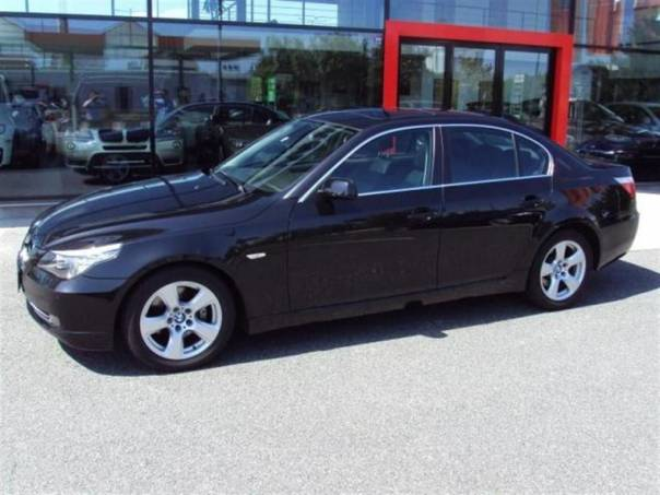 BMW Řada 5 520d VELMI PĚKNÉ, foto 1 Auto – moto , Automobily | spěcháto.cz - bazar, inzerce zdarma
