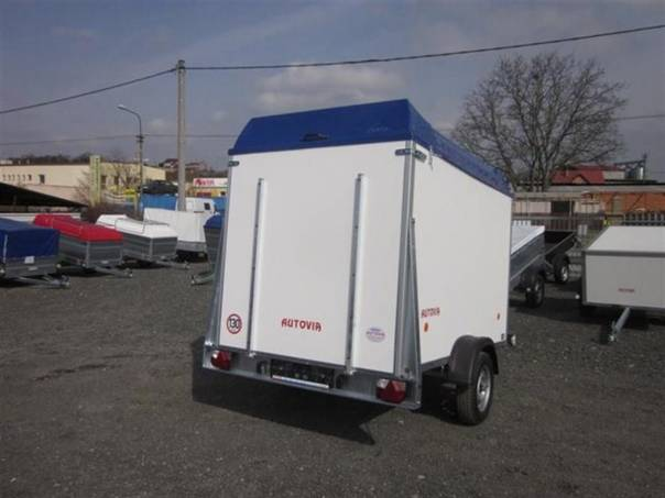 ZV27N1 O,skříň  s víkem, foto 1 Užitkové a nákladní vozy, Přívěsy a návěsy | spěcháto.cz - bazar, inzerce zdarma