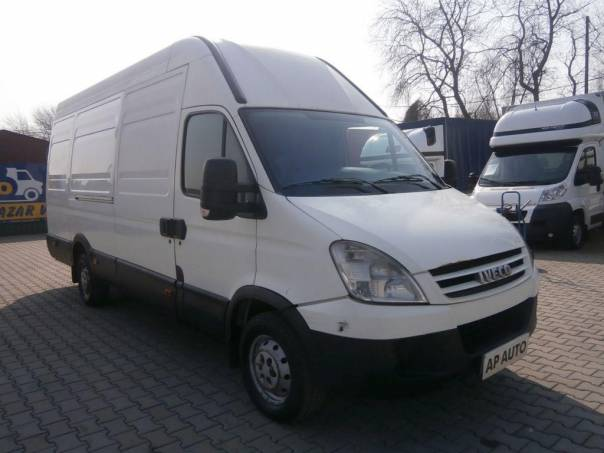 Iveco Daily 35S18 SUPERMAXI 3.0HPT, foto 1 Užitkové a nákladní vozy, Do 7,5 t | spěcháto.cz - bazar, inzerce zdarma