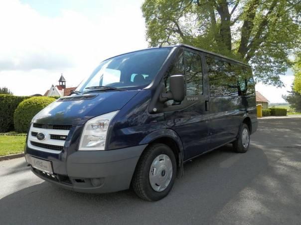 Ford Transit 2.2 TDCi, 9 míst, Klima, Nezávislé, foto 1 Užitkové a nákladní vozy, Do 7,5 t | spěcháto.cz - bazar, inzerce zdarma